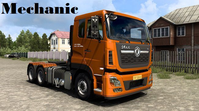 DONGFENG VL - ETS 2.