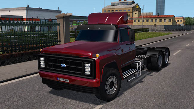 FORD F-14000 - ETS 2.