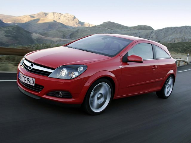 OPEL ASTRA H - ETS 2.