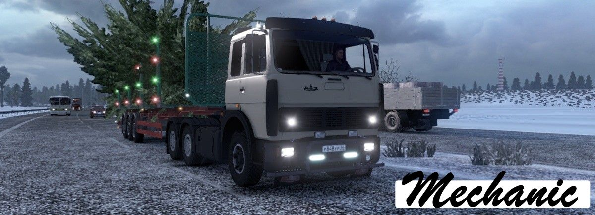 МАЗ-6303 - ETS 2.