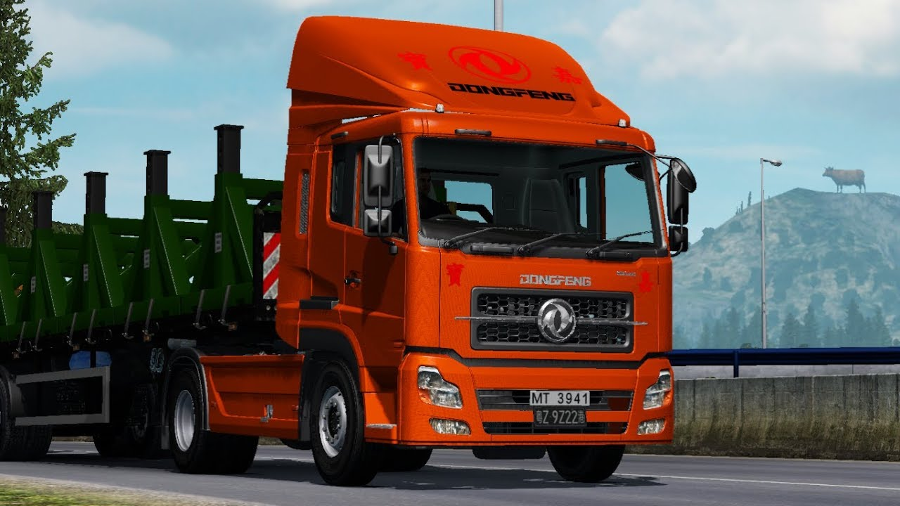 DONGFENG KX - ETS 2.