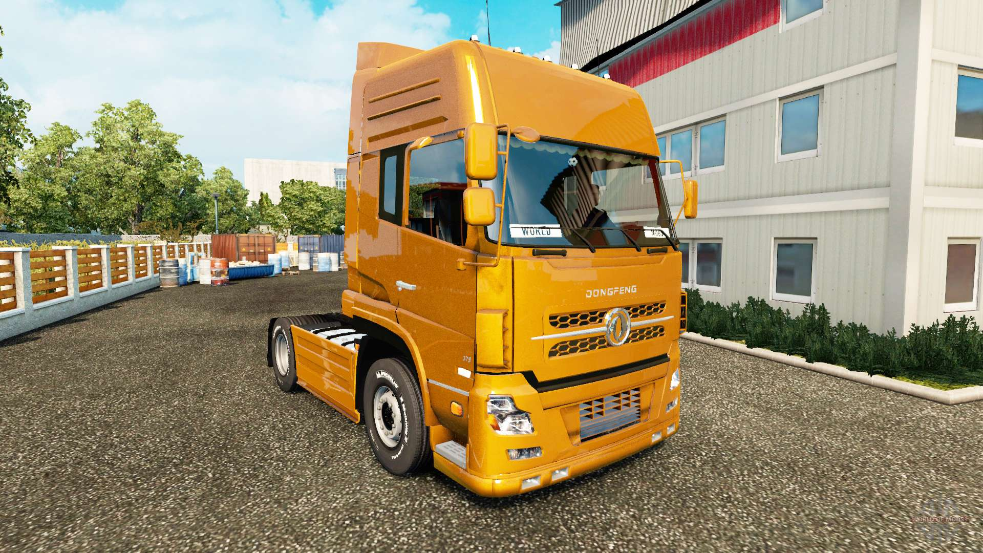 DONGFENG DFL - ETS 2.