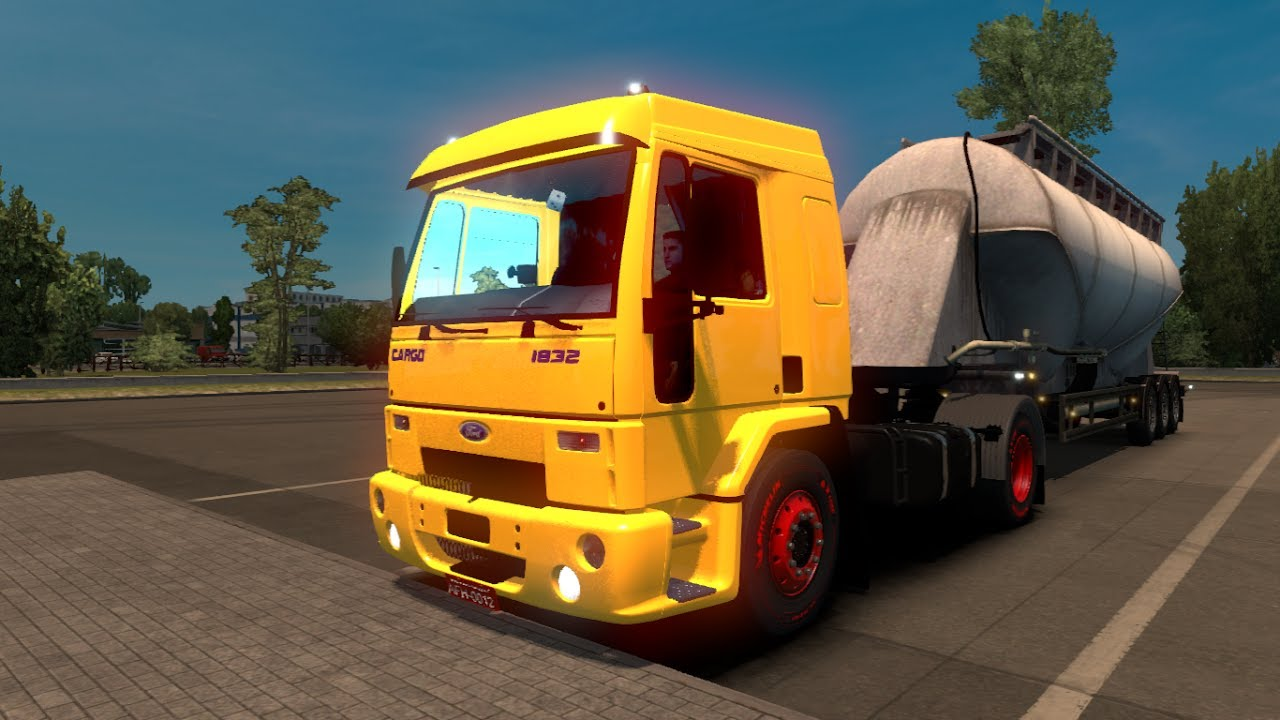 FORD CARGO 1832 - ETS 2.
