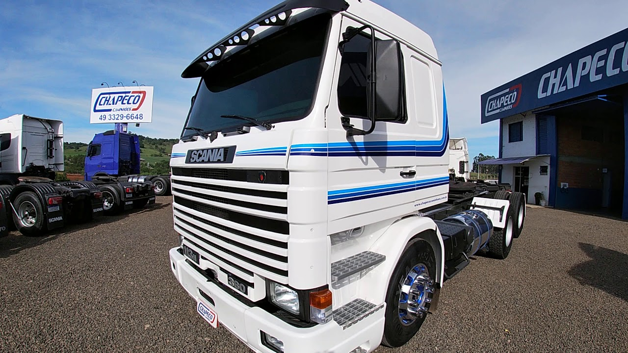 SCANIA 113 FRONTAL - ETS 2.