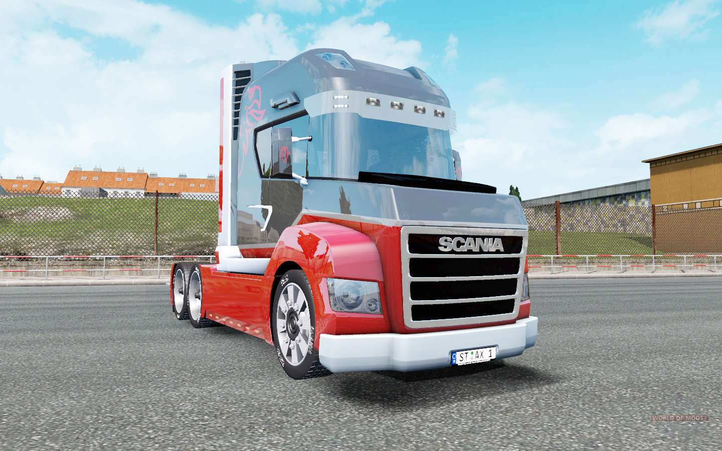 SCANIA STAX - ETS 2.