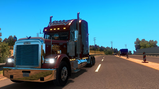 FREIGHTLINER CLASSIC XL - ETS 2.