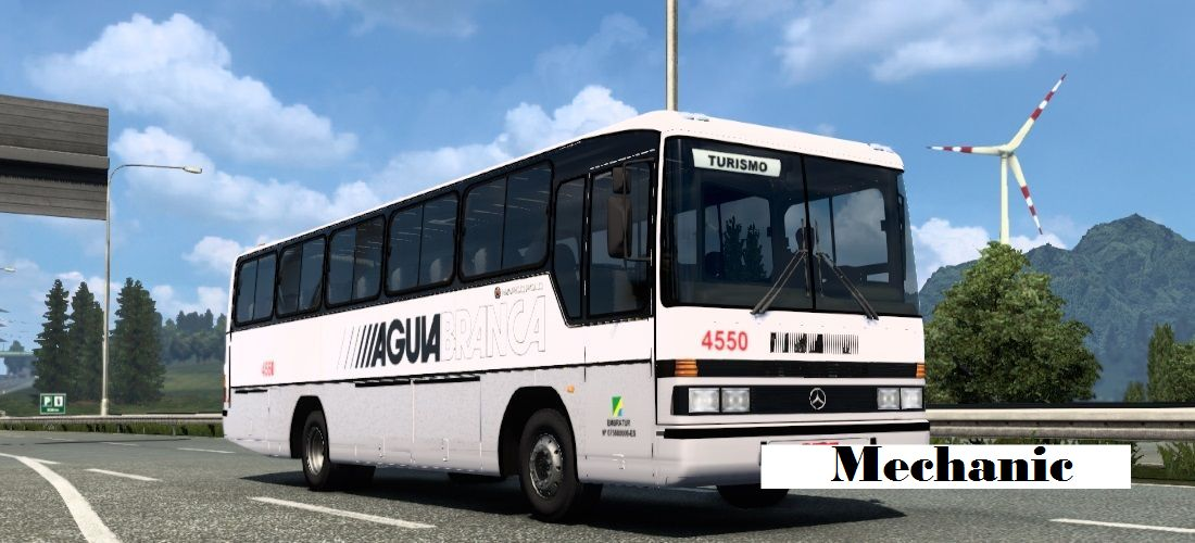 MARCOPOLO G4 800 - ETS 2.