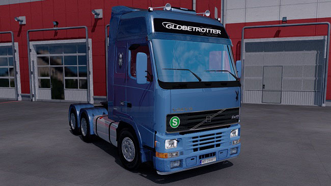 VOLVO FH12 / FH16 - ETS 2.