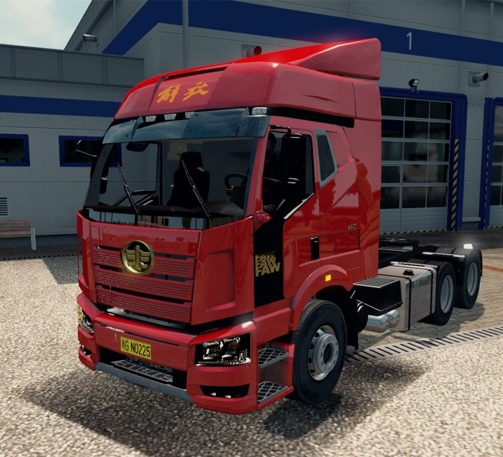FAW JH6 - ETS 2.