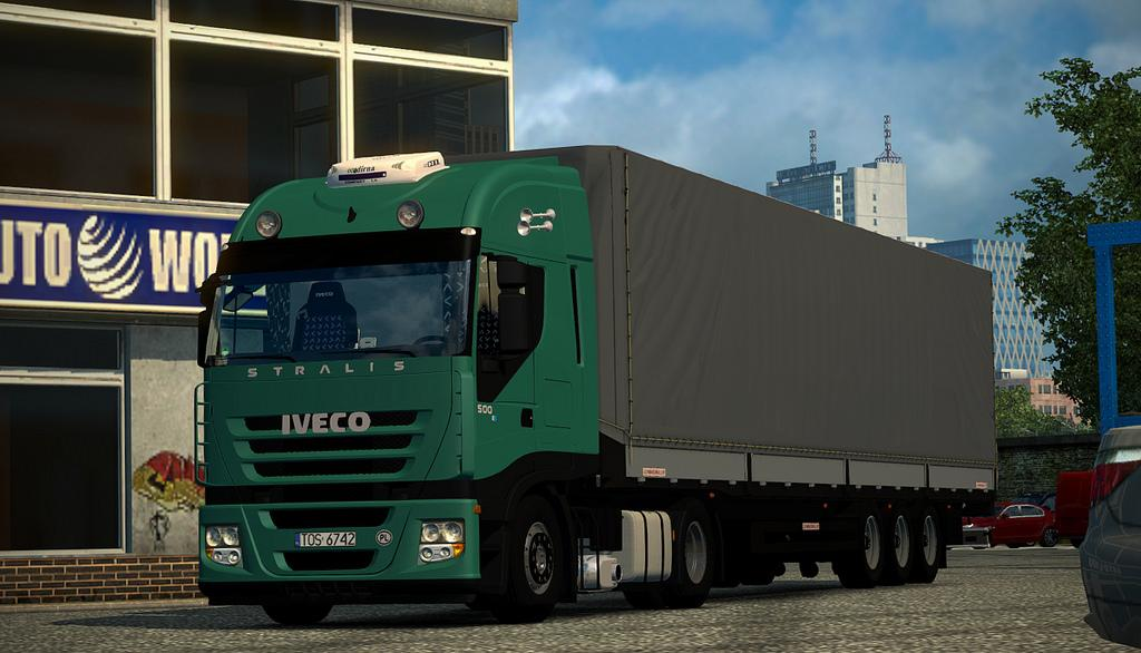 IVECO STRALIS AS2 - ETS 2.
