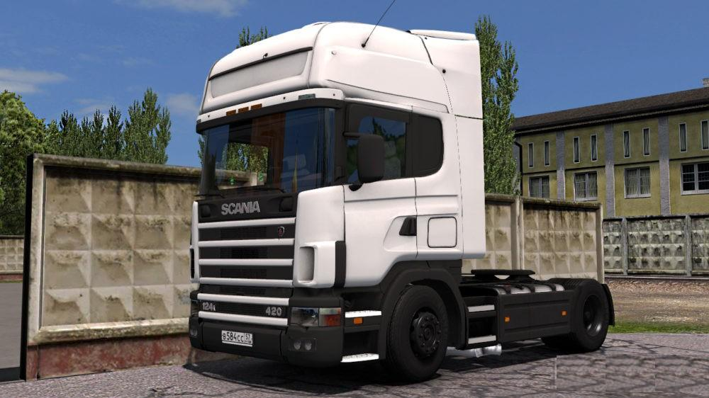 SCANIA 4 SERIES - ETS 2.