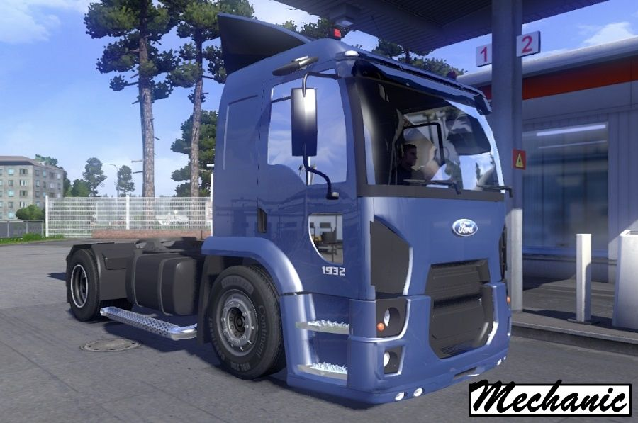 FORD CARGO 1932 - ETS 2.
