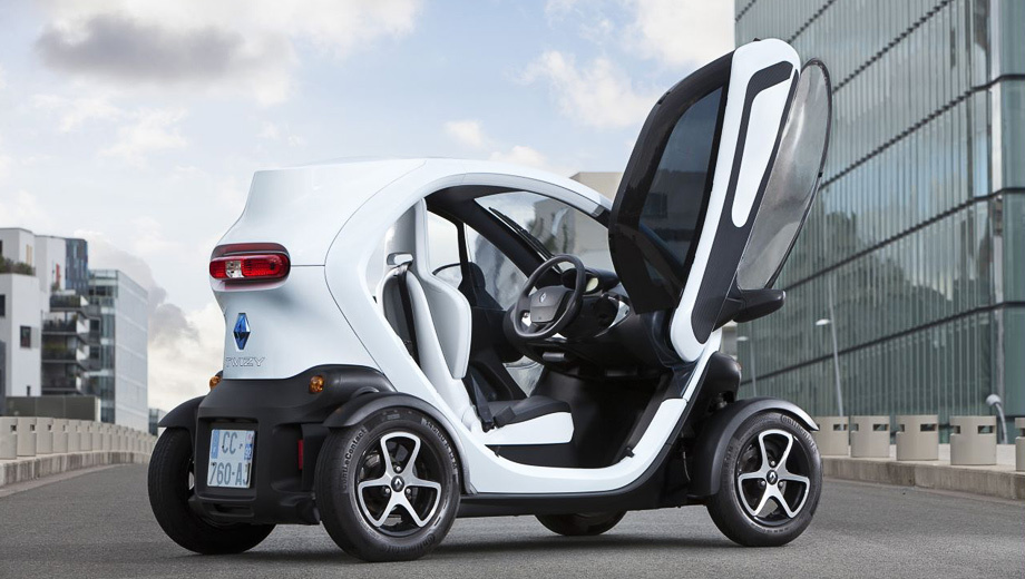 RENAULT TWIZY - ETS 2.