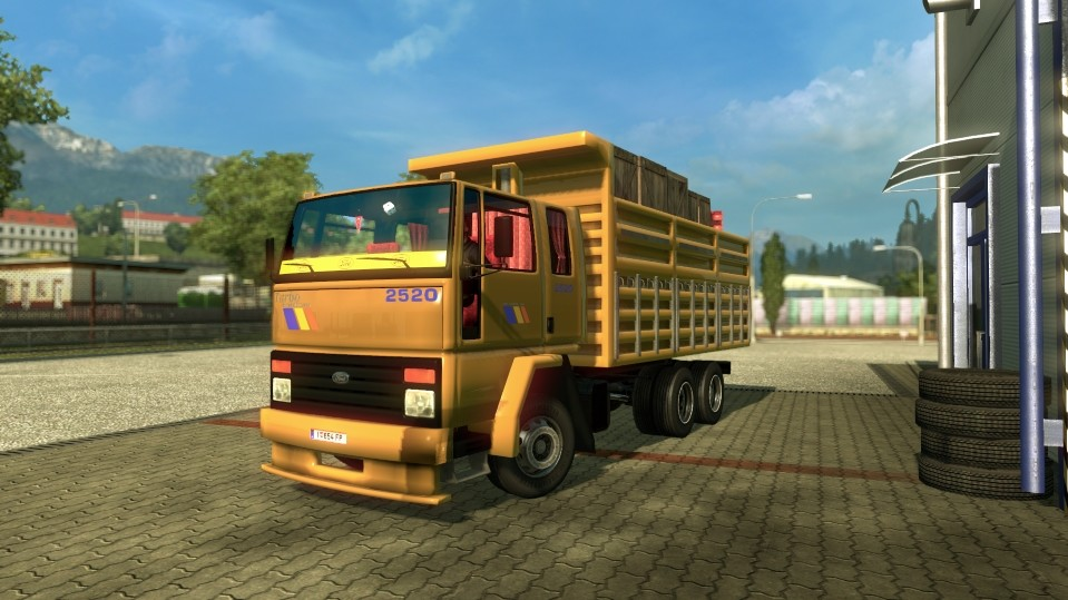 FORD CARGO 2520 - ETS 2.