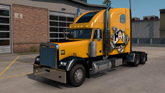 FREIGHTLINER CLASSIC 120 - ETS 2.