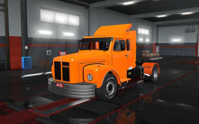 SCANIA 111S - ETS 2.