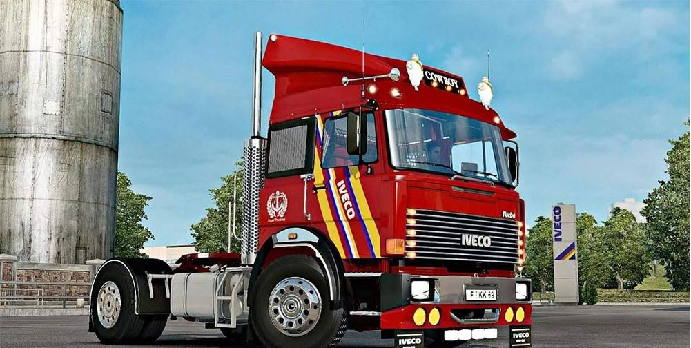 IVECO 190.38 SPECIAL - ETS 2.