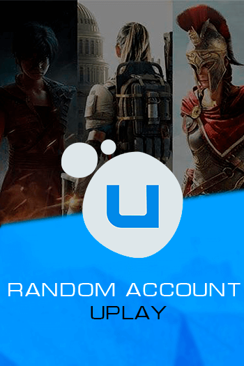 Random account Uplay