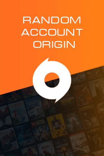 Купить Random account Origin