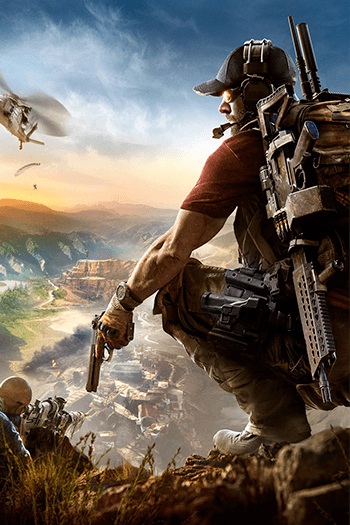 Купить Tom Clancy's Ghost Recon: Wildlands
