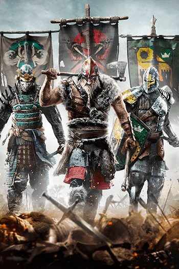 Купить For Honor